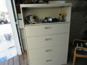 Metal Cabinet's { Good tool storage unit's } from $15 to $50