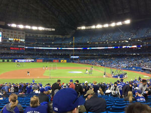 Blue Jays Tickets***DUGOUT SEATING*** CANADA DAY!!!!