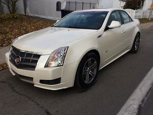 CADILLAC CTS 2010 comme neuve