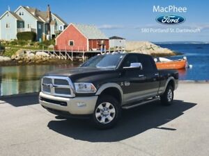 2014 Ram 3500 Longhorn  - Navigation -  Leather Seats