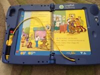 Leap Pad (learning system)