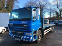 DAF TRUCKS CF 75.310 FLAT BED