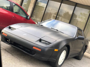 1987 Nissan 300zx 2+0 5 speed manual VG30e z31