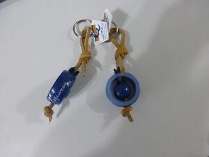 """Porte-clés bleuets """"Coeur de bleuet"""" Saguenay Saguenay-Lac-Saint-Jean image 2"""