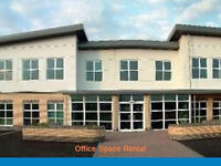 Fully Furnished - ( NIMROD WAY -BH21) Office Space to Let in Ferndown