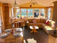 Static Caravan For Sale North West Coast Lancashire Near The Lakes 12ft Heated
