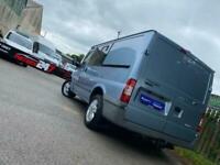 2009 Ford Transit Low Roof Van Limited TDCi 115ps Panel Van Diesel Manual