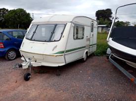 1999 2 berth Elddis caravan