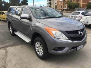2012 Mazda BT50 XTR 4x4 - Automatic Dual Cab Beaconsfield Fremantle Area Preview