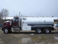 Water Truck for Hire