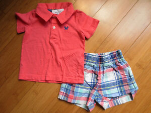 Boys Summer Outfits - 9 Mths London Ontario image 2