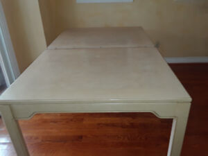 Dining Table-Solid Wood
