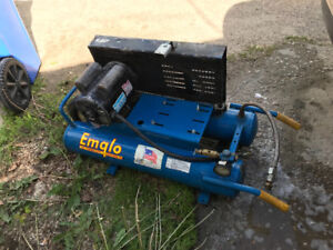 Emglo Twin Air Tanks For Sale