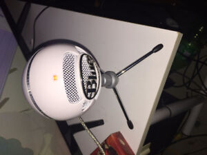 Blue Snowball Ice USB Microphone for sale
