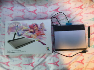 Intuos Wacom Manga Anime Creative Pen & Touch Tablet Drawing