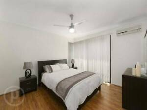 Bedroom with en-suite for rent in female share house