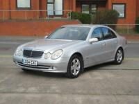 54 Mercedes-Benz E320 AUTOMATIC CDI Avantgarde + NEW MOT
