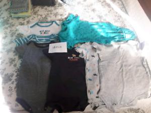 vêtements garçon 18 et 24 mois