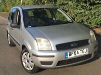 Ford Fusion 1.4 2005 + FULL SERVICE HISTORY + 12 MONTHS MOT + SUPERB DRIVE