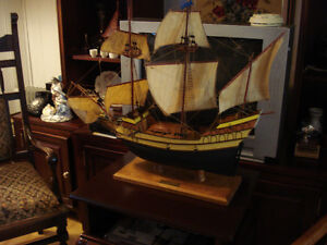 "Bateau de collection "" LA GRANDE HERMINE """