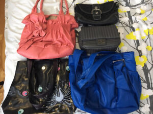 Purses - $5 each or $20 for all