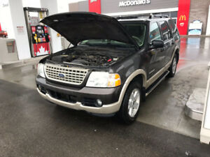 2006 Ford Explorer Sport 7 place Dvd eddy brown SUV, Crossover