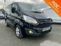 2015 Ford Transit Custom 2.2 270 LIMITED LR P/V 124 BHP PANEL VAN Diesel Manual
