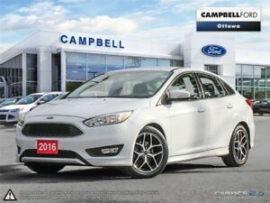 2016 Ford Focus SE CERTIFIED PRE-OWNED--BEST DEAL