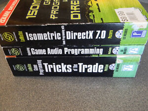 Game Software Programming Manuals