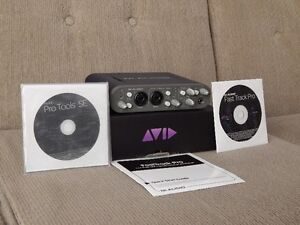 M-Audio Fast Track Pro Interface
