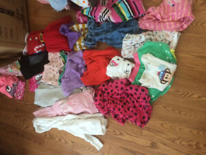 Toddler clothes: 12 m - 3T great condition