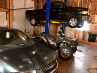 Greg's Repair - automotive, motorsports and small engine