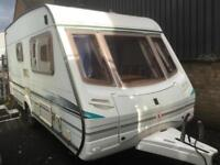 ☆ 2003/04 ABBEY GTS VOGUE 215 ☆ 2 BERTH TOURING CARAVAN ☆ IMMACULATE 4 YEAR☆