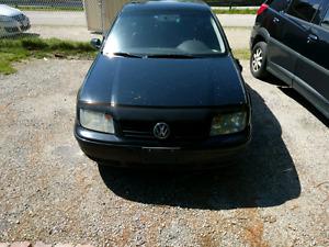 2002 VW Jetta tdi