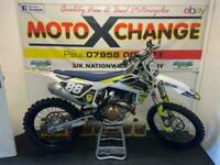 2018 HUSQVARNA FC 450...56 HOURS....£4195...CLEAN BIKE...MOTO X CHANGE
