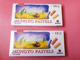 ○ Two 24 colours Pastels ○
