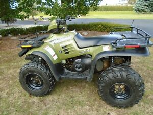Used 2001 Polaris SPORTSMAN 500 H O
