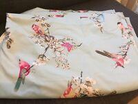 Dunelm Beautiful Birds Curtains - Brand New