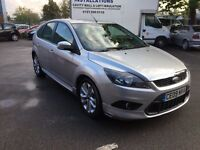 2009 FORD FOCUS 1.6 ZETEC S 5dr PETROL # GENUINE LOW 36k # 12 MONTHS MOT # CAT C