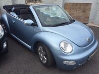 2003 Volkswagen Beetle 1.6 Petrol NEW ROOF BARGAIN