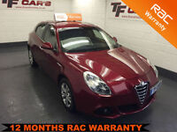 2010 10 reg Alfa Romeo Giulietta 2.0 JTDm-2 ( 170bhp ) Lusso FINANCE AVAILABLE!