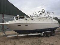 Power boat - 300hp 2010 Diesel