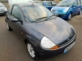 2008 Ford Ka Zetec Climate | 1.3 petrol | 5 speed manual | invoices available
