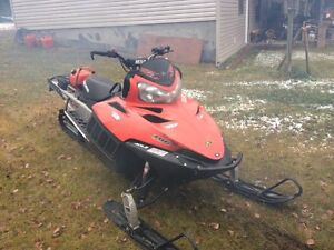 2008 Polaris Dragon 700 163""
