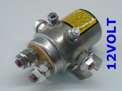 Schwerlast-Relais 12Volt Ausfhrung 500 Ampere Winden-Relais