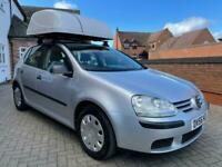 2006 Volkswagen Golf S. Motability adapted with wheelchair assistance. Auto Ha