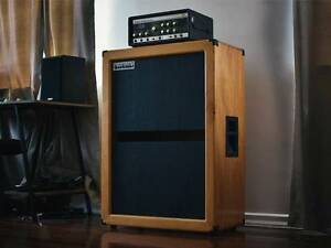 2x15 Midnight Amplification Guitar Cabinet Paddington Brisbane North West Preview
