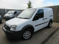 FORD TRANSIT CONNECT VAN T200 1.8 TDCI 2013 SWB FULL FORD SERVICE HISTORY VGC