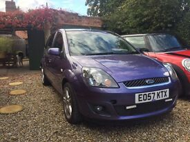 Ford Fiesta 1.6 Tdci Zetec Climate. Full service history,Mot and warranty cover