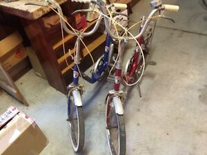 Two fold up bikes London Ontario image 2